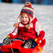 Sledding — Stock Photo #6219030