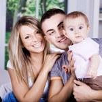 Happy family — Stock Photo #6219224