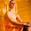 Stock Photo: Sauna