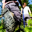 Hiking couple — Stock Photo #6219365