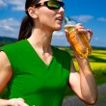 Jogging woman — Stock Photo #6219540