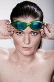 Schwimmer — Stockfoto