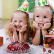 Celebrating birthday — Stock Photo #6230398