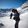 Snowboarder — Stock Photo #6230476