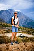 Excursión a la cima — Foto de Stock