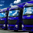 Trucks — Stock Photo #6253308