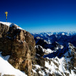 Royalty-Free Stock Photo: Zugspitze