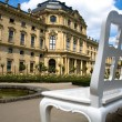 Stock Photo: Wuerzburg Residence