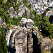 Saxon Switzerland - Foto de Stock