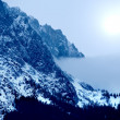 Alps in the winter — Stock Photo