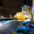 Stock Photo: Bamberg at night