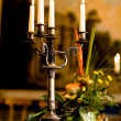 Stock Photo: Candlelight