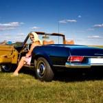 Cabrio — Stock Photo #6255434