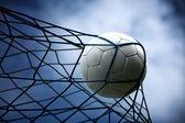 Futebol — Foto Stock
