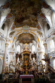 Basilica of the Fourteen Holy Helpers — Stock Photo
