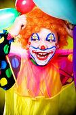 Little clown — 图库照片