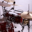 Drumset - Stockfoto
