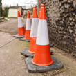 Stock Photo: Cones