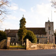 Fulbourn church — Stock Photo