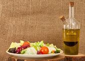 Salad — 图库照片