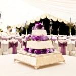 Wedding cake — Stock Photo #6171392