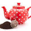 Stock Photo: Teapot