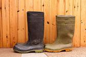Wellington boots — Stock Photo