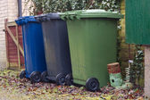 Bins — Stock Photo