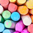 Stock Photo: Chalks