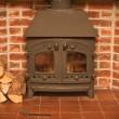 Fireplace — Stock Photo #6293303