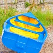 Rowing boat — Stock Photo #6413312
