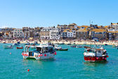 St Ives Harbour — Stock Photo