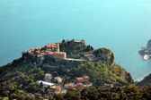 Eze on the French Riviera — Stock Photo