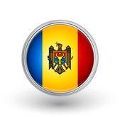 Moldova flag — Stock Vector