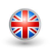 United Kingdom flag — Stock Vector