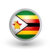 Zimbabwe flag — Stock Vector