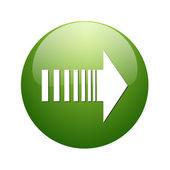 Web button — Stockvektor