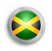 Bouton indicateur de jamaïque — Vecteur