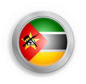 Flaga mozambiku — Wektor stockowy