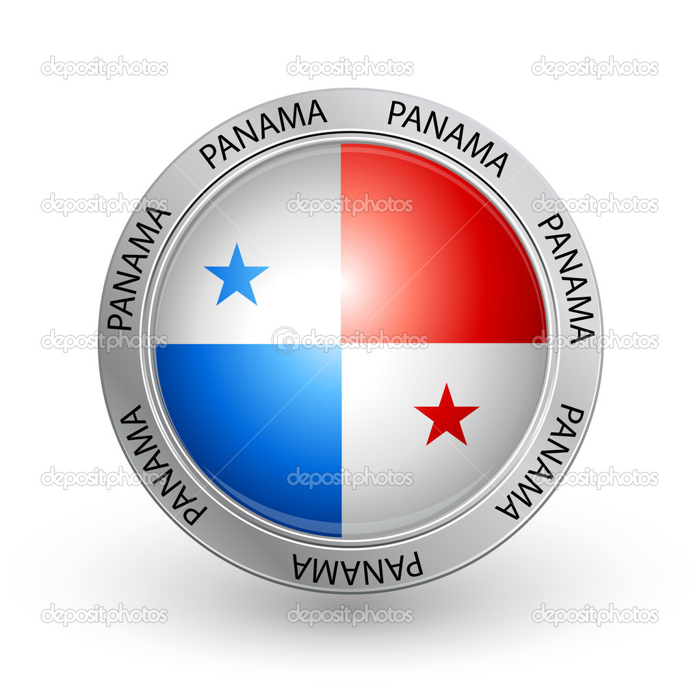 how to draw the panama flag
