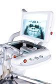 X-ray of teeth — Stock Photo