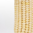 Corn on the cob close-up — Stock Photo