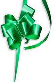 緑色の弓 — ストック写真