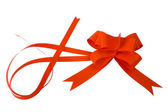 Red Bow 2 — Stock Photo