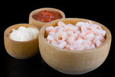Shrimps 2 — Stock Photo