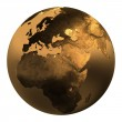 Gold earth 2 — Stock Photo #6086179