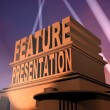 Stock Photo: Feature Presentation