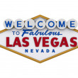 Las Vegas Sign 1 — Stockfoto #6086461