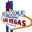 Stock Photo: Las Vegas Sign 6