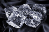 Stock Photo of Ice Cubes — Stock Photo
